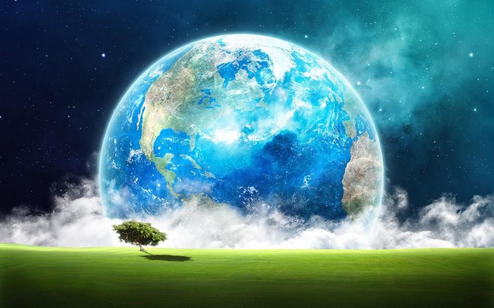 Международный день Земли 2014: Зеленые города